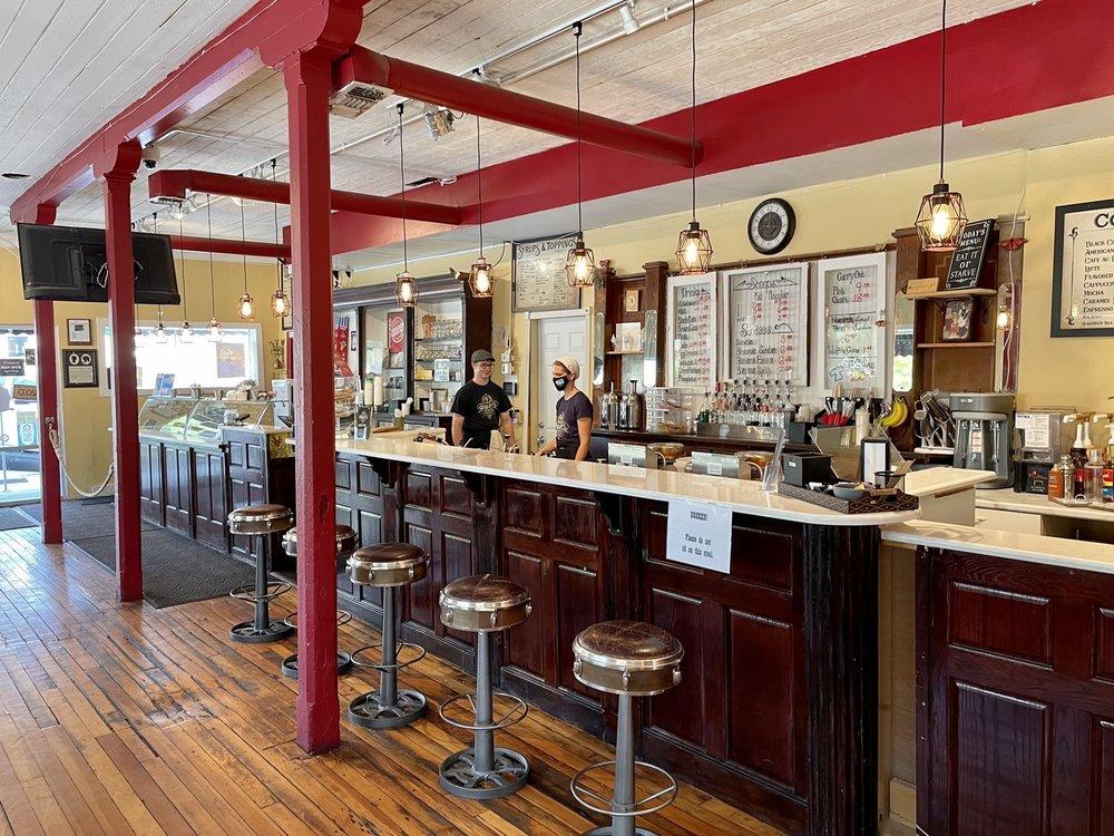 Graley's Creamery: 147 N Washington St, Papillion, NE