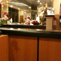 photo of china red cafe litchfield park az united states front counter