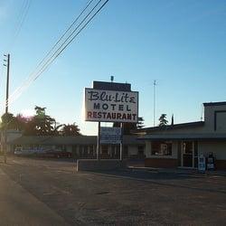 Photo Of Blu Lite Motel Ripon Ca United States This Was The