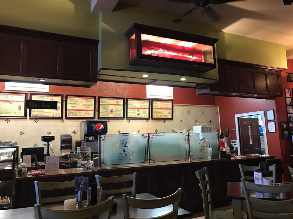 Longhunters Coffee and Tea Cafe: 115 S Public Sq, Greensburg, KY