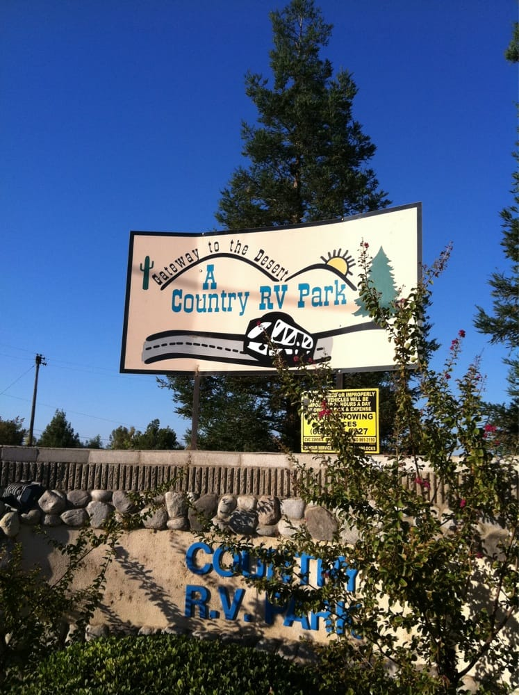 Photos For A Country Rv Park Yelp
