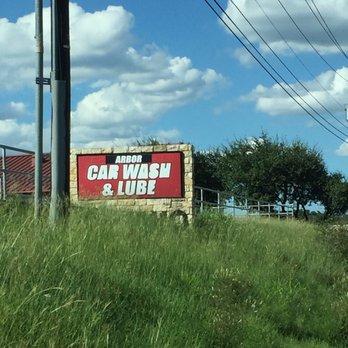 Arbor Car Wash Lakeway Tx