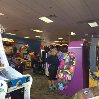 chuck e cheese texas