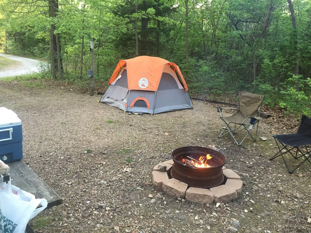 Shady Oaks Campground & RV Park: 960 Hwy 206 E, Harrison, AR