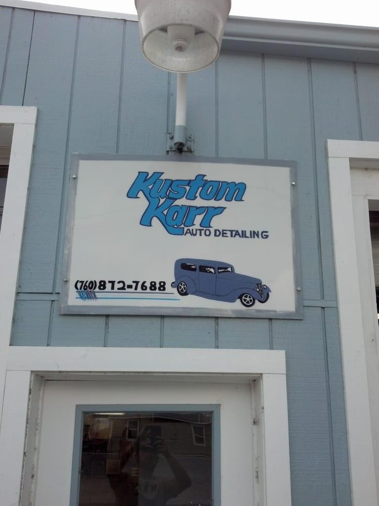 Kustom Karr: 224 S Main St, Bishop, CA