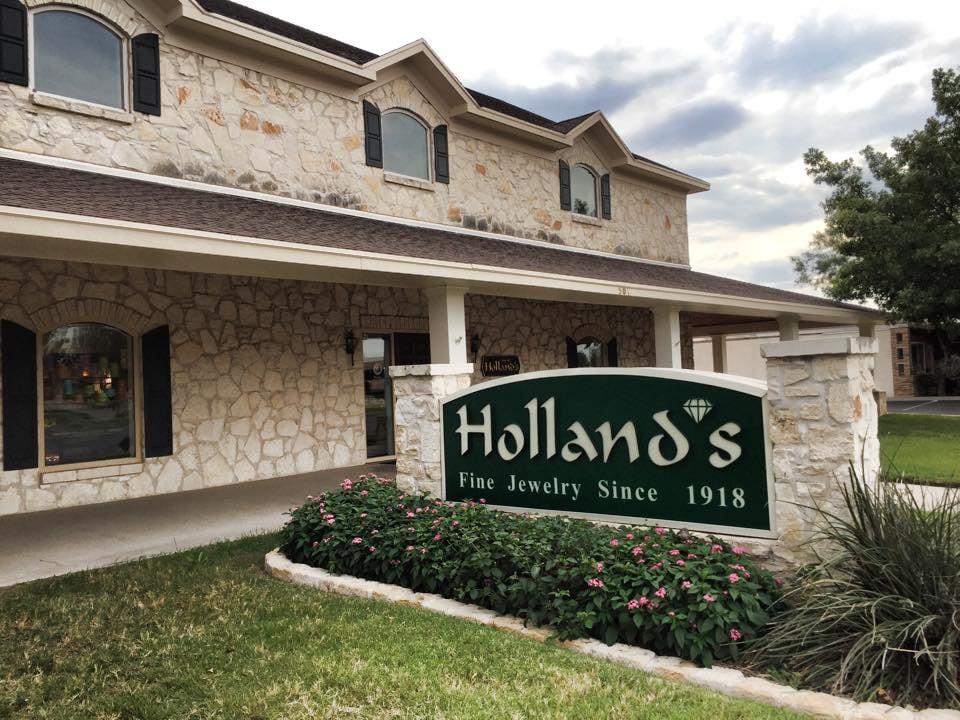 Holland's Fine Jewelry: 501 W Beauregard Ave, San Angelo, TX