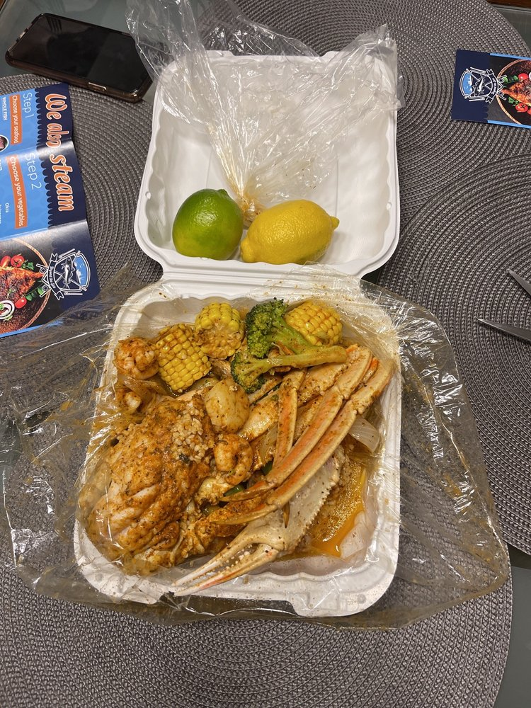 Food from Beyond the Sea Fish Market and Take Out