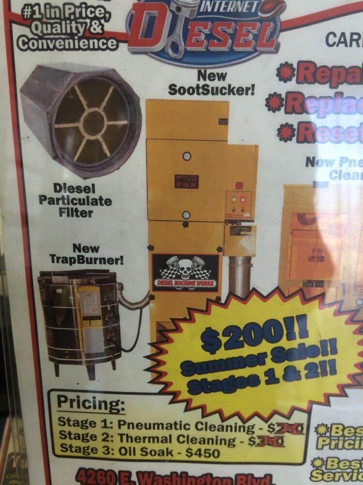 diesel machine works