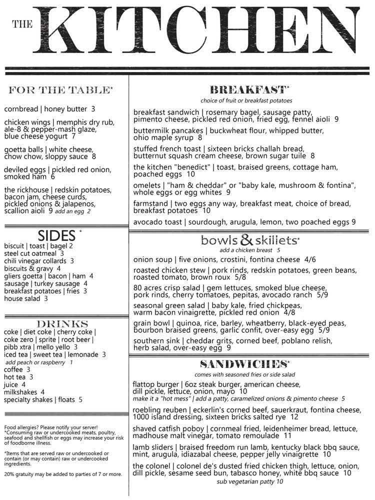 The Kitchen by Butler's Pantry: 50 E Rivercenter Blvd, Covington, KY