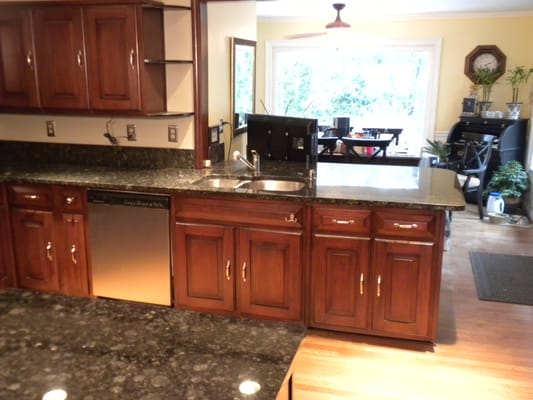 Etonnant Photo For Atlanta Kitchen Refinishers