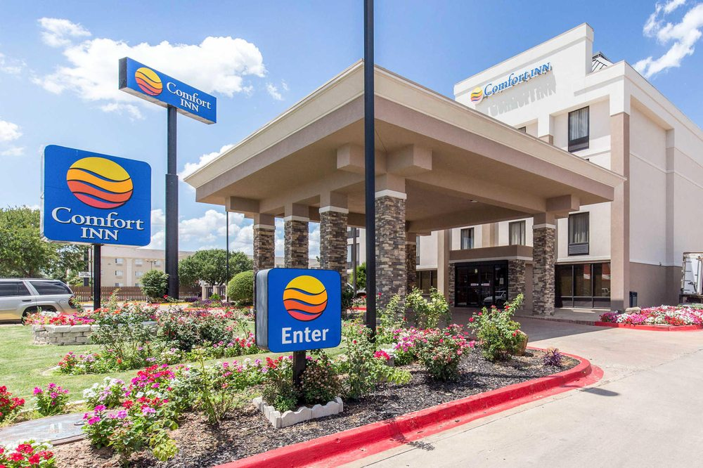 Comfort Inn Wichita Falls North: 1317 Kenley Ave, Wichita Falls, TX