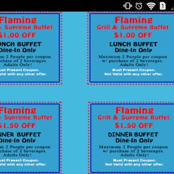 Discount coupons for hibachi in staten.island