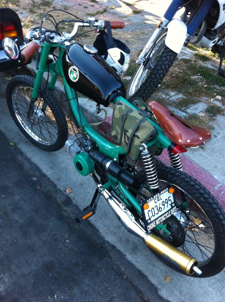 Choke Motorcycle Shop - CLOSED - 11 Photos & 42 Reviews