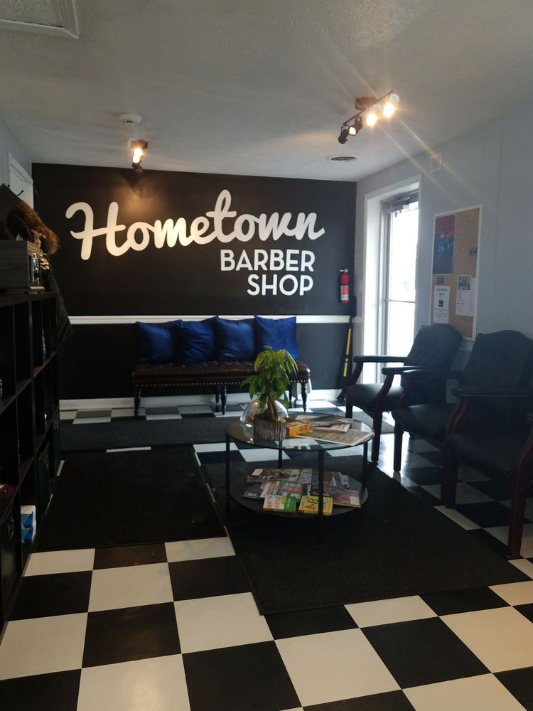 Hometown Barber Shop: 1349 S Otsego Ave, Gaylord, MI