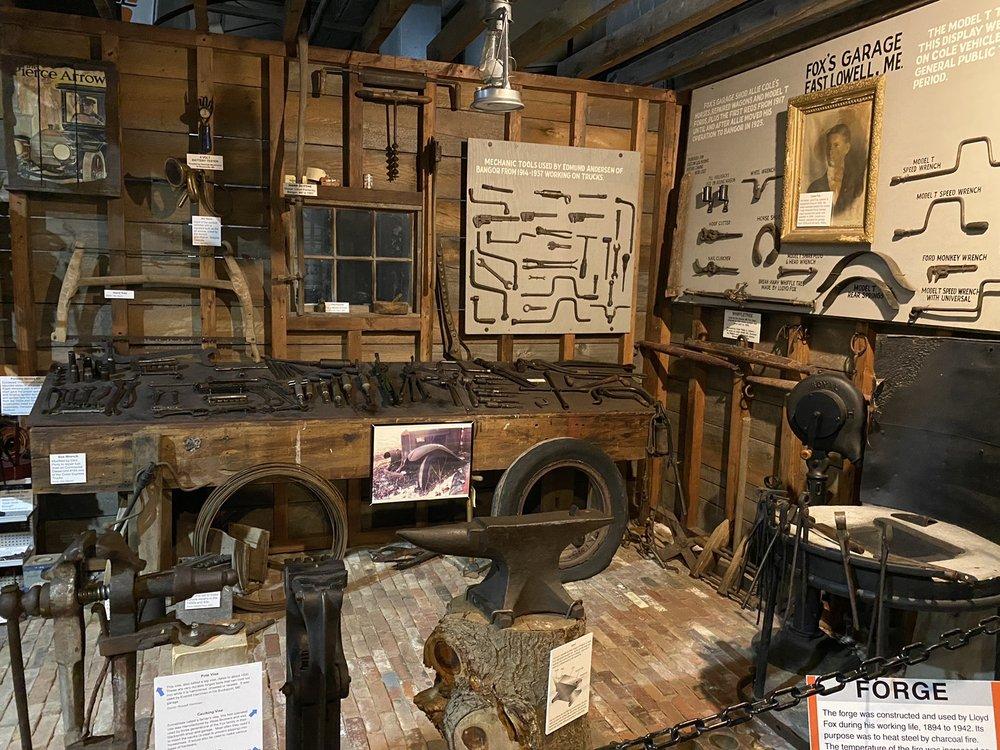 Social Spots from Cole Land Transportation Museum