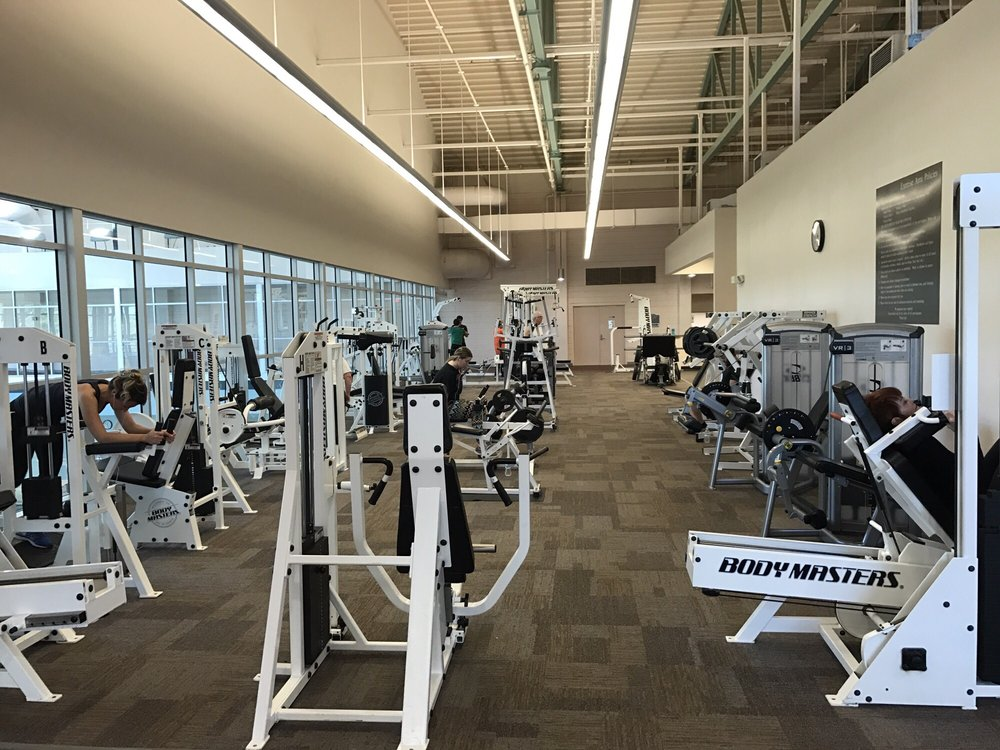 Haywood Regional Health & Fitness Center: 75 Leroy George Dr, Clyde, NC