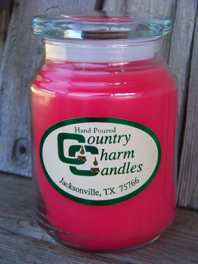 Country Charm Candles: 15646 E US Hwy 79, Jacksonville, TX
