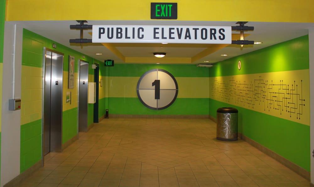 Elevator Lobby P1 Yelp
