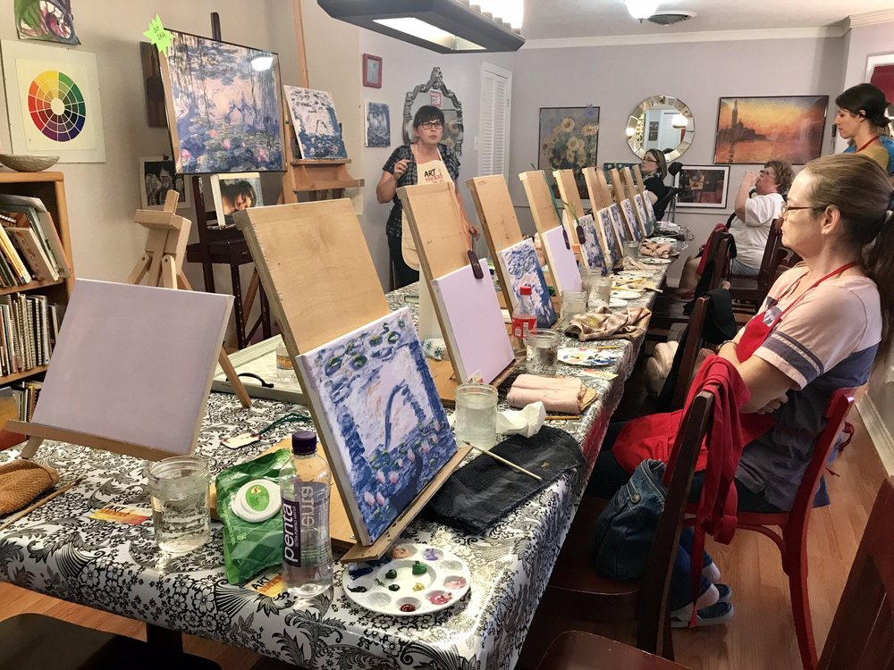 Art Smart Studio: 2517 Neely Ave, Midland, TX