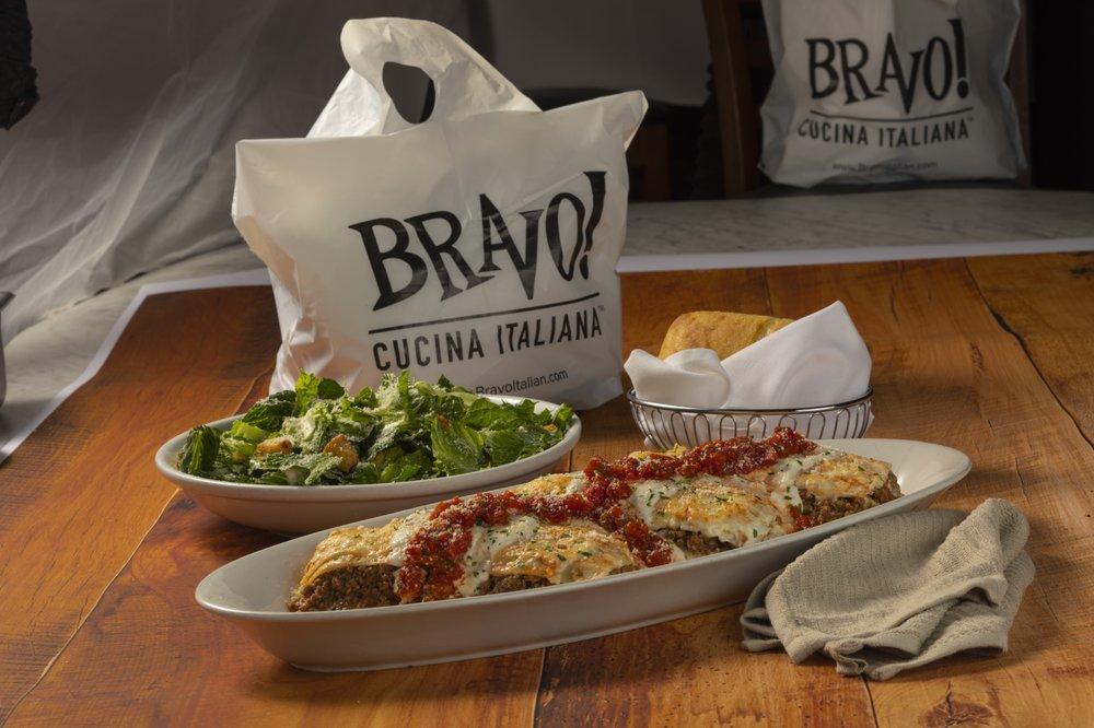 Bravo! Italian Kitchen: 15 W County Ctr, Des Peres, MO