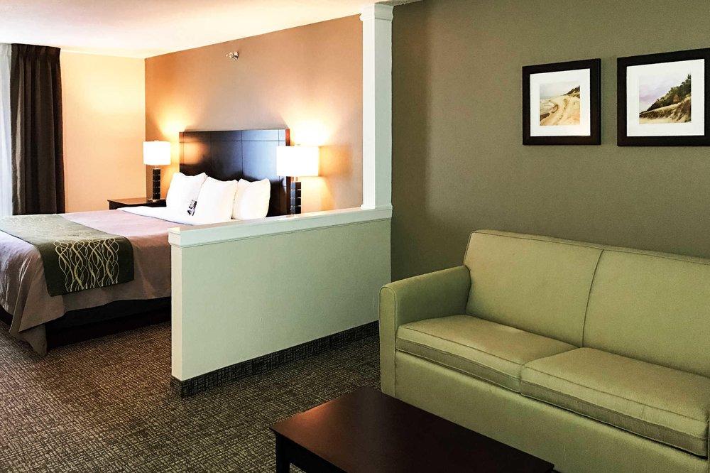 Comfort Inn & Suites: 1800 W US Hwy 20, Porter, IN