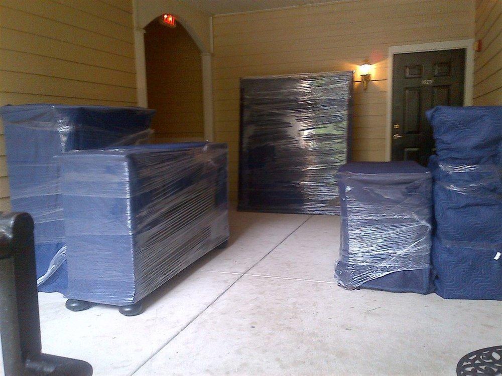 Pack Men Moving: 15391 W 11 Mile Rd, Berkley, MI