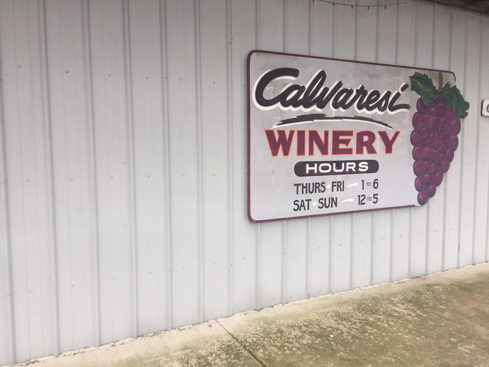 Calvaresi Winery: 107 Shartlesville Rd, Bernville, PA