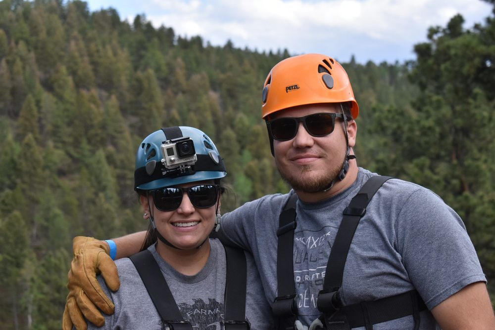 Denver Adventures - Zipline Tours: 26267 Conifer Rd, Conifer, CO