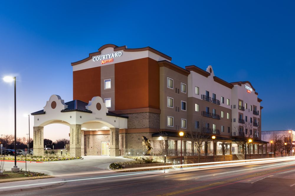 Courtyard by Marriott Fort Worth Historic Stockyards: 2537 N Main St, Fort Worth, TX