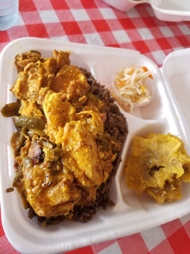 Maryse's Caribbean Cuisine: 6870 66th St N, Pinellas Park, FL