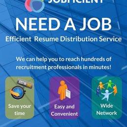 jobficient inc employment agencies 24 mabelle ave etobicoke
