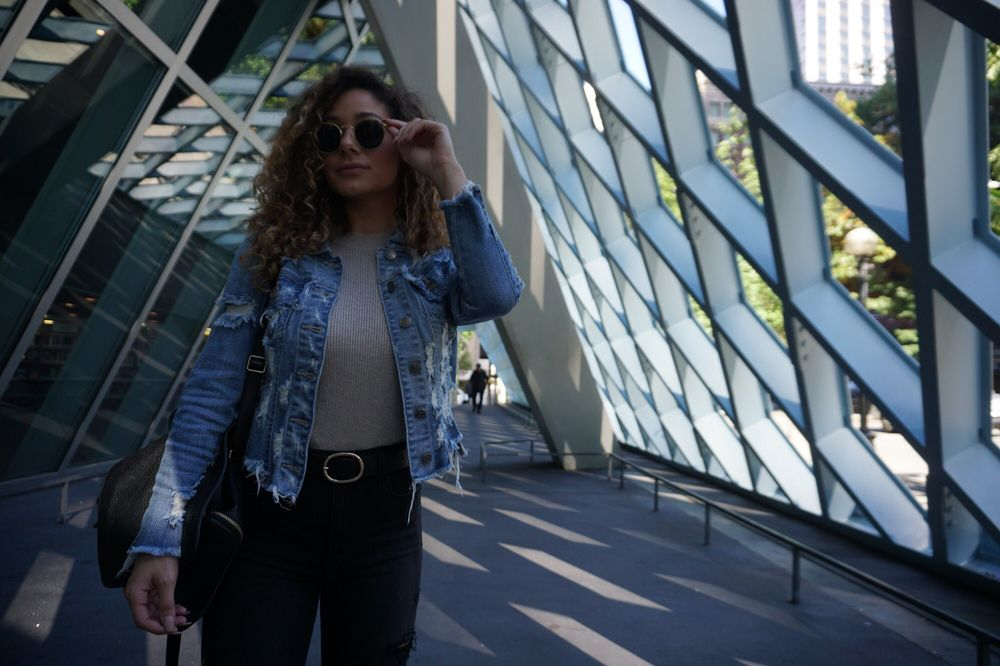 The Seattle Public Library - Central Library