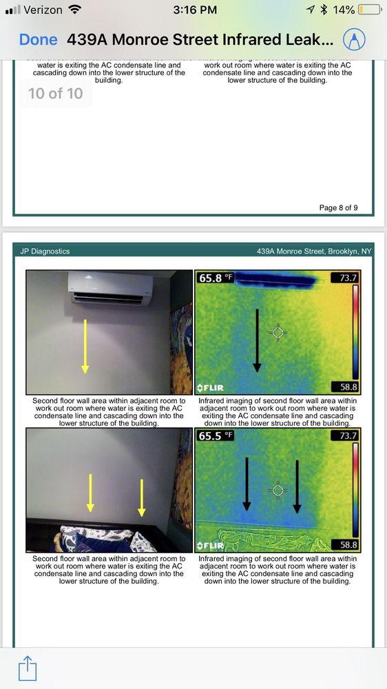 JP Diagnostics - 17 Photos & 21 Reviews - Waterproofing - 52