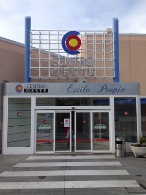 Centro oeste centros comerciales calle moreras 2 - Cc gran plaza 2 majadahonda ...