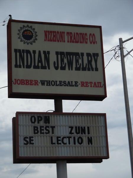 Nizhoni Trading Company: 1200 E Historic Hwy 66, Gallup, NM