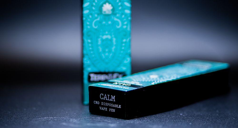 CALM CBD Vape pen: - Yelp