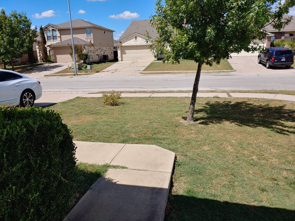 Carters Services and Landscape: 12756 St Mary Dr, Manor, TX
