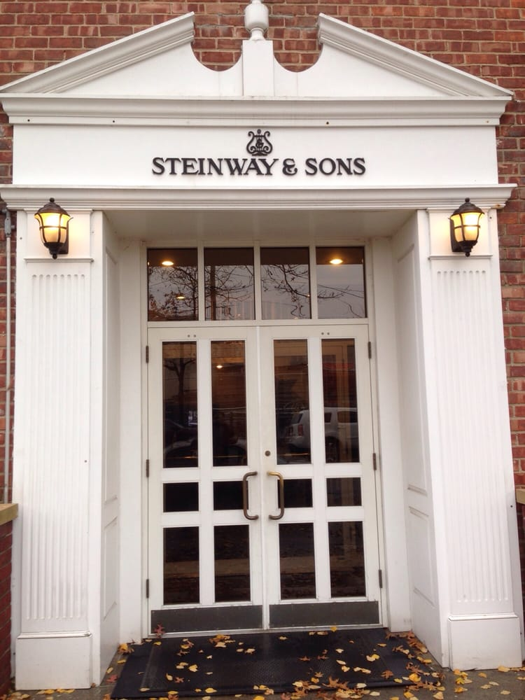 Steinway & Sons: 1 Steinway Pl, Long Island City, NY