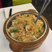 Kimchi Seafood Fried Rice Menu Joy Yee S Noodle