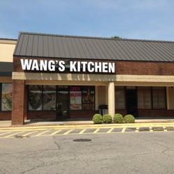 Wangs Kitchen Menu