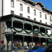 A View From The Photo Of Lambertville House Nj United States Outside Hotel