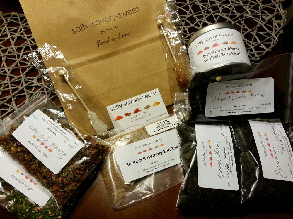salty-savory-sweet The Spice & Tea Shoppe