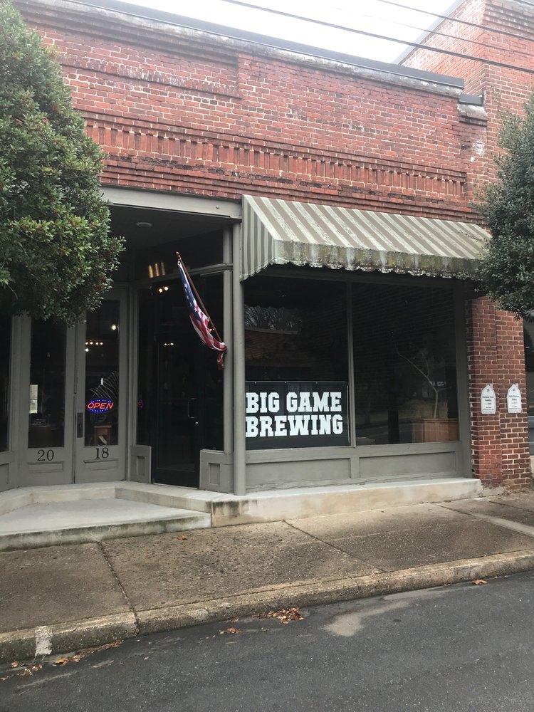 Big Game Brewing: 18 S King St, Halifax, NC