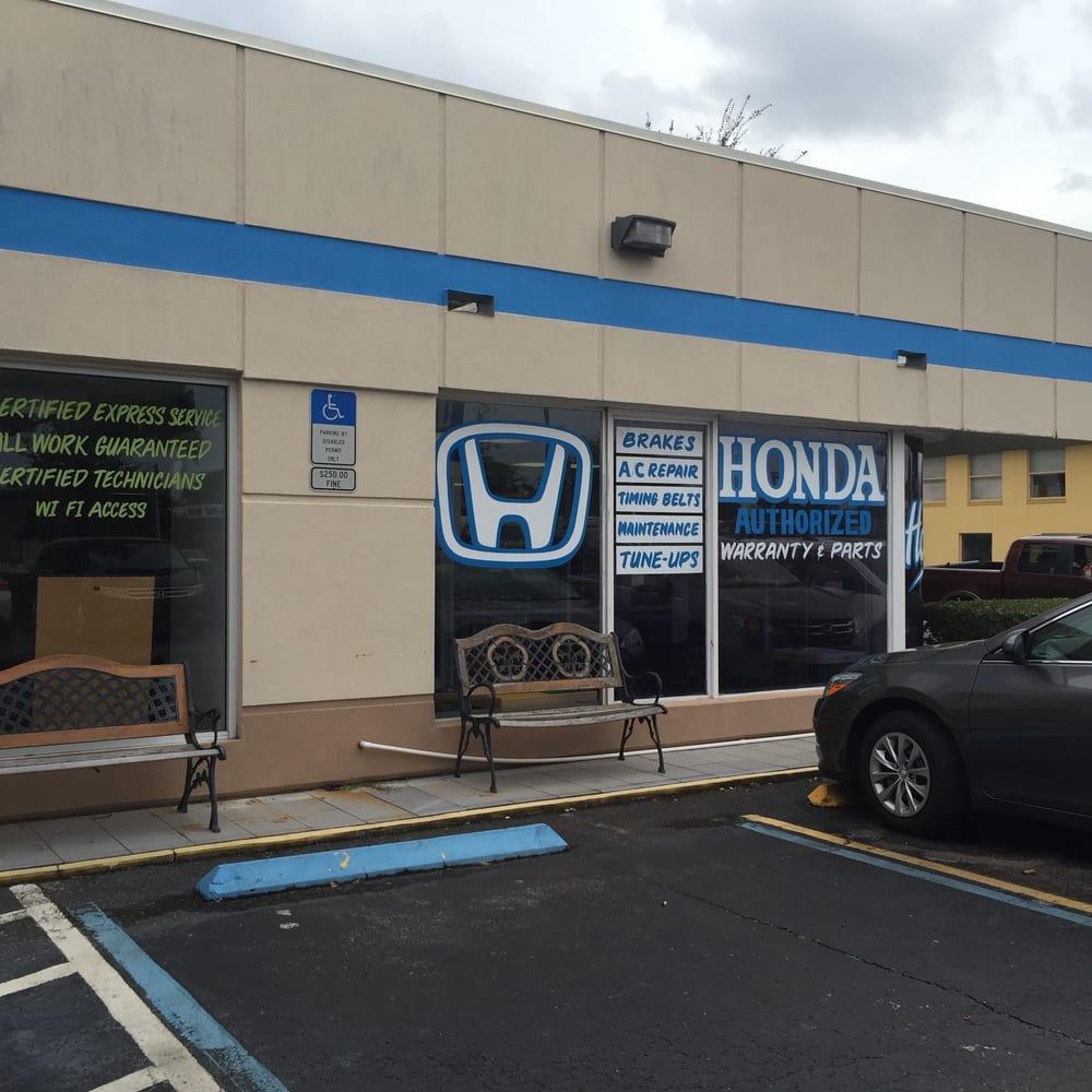 Holler honda service center 14 photos 32 reviews for Honda winter park