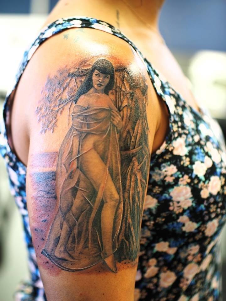Ageless Art Tattoo: 1995 Allison Ln NW, Corydon, IN