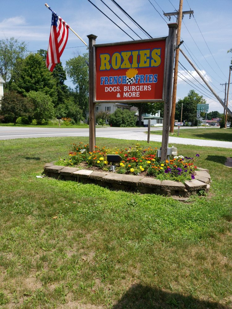 Food from Roxie's