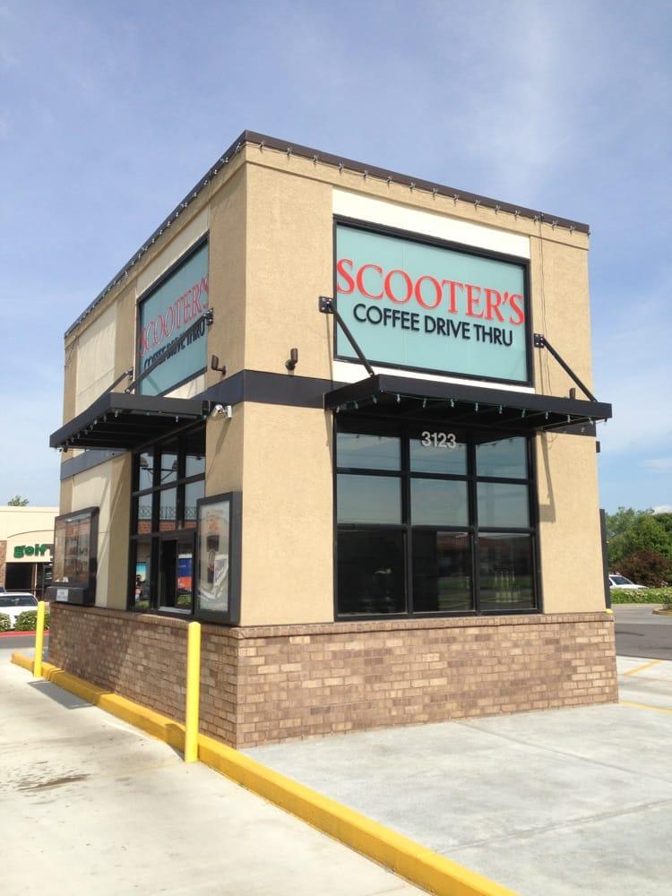 Scooter S Coffee House Coffee Amp Tea Wichita Ks Yelp