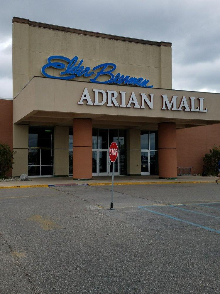 Adrian Mall: 1357 S Main St, Adrian, MI