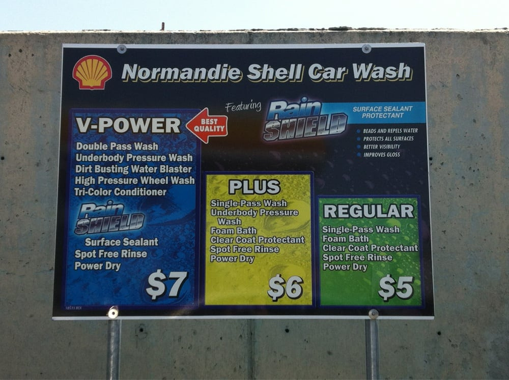 Car Wash Prices: Car Wash Packages And Prices