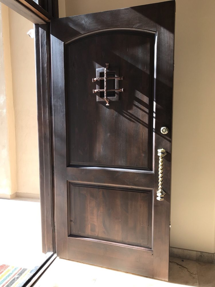 Desert Rose Door Refinishing 28 Reviews Refinishing